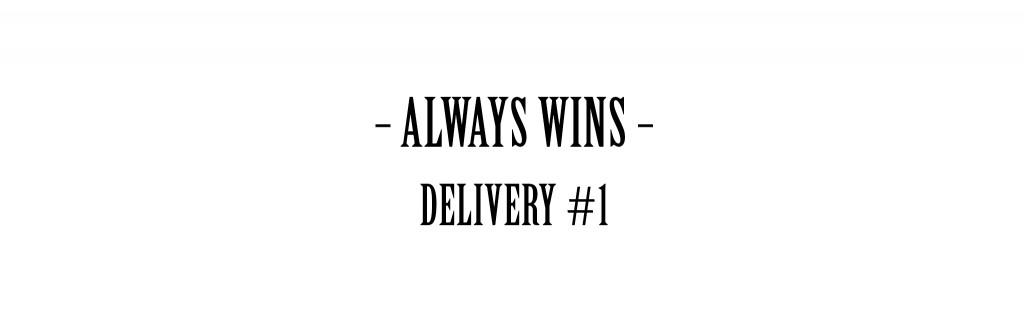 Lookbook BADASS Always Wins Delivery #1